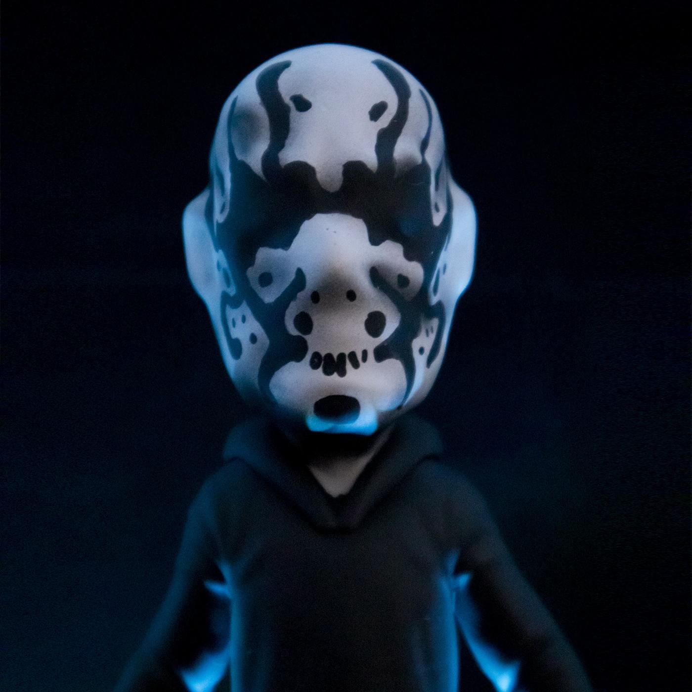 Image may contain: skull