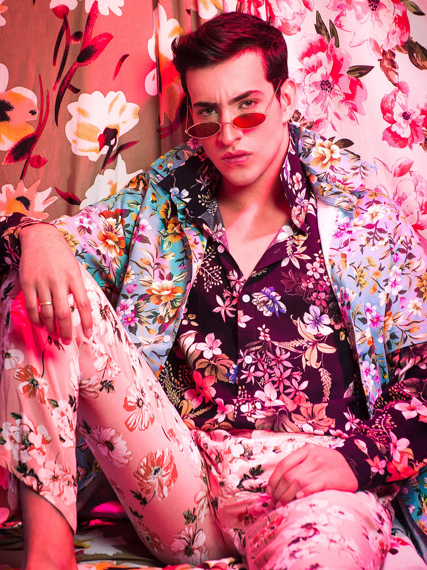 Fashion  editorial Photography  shooting