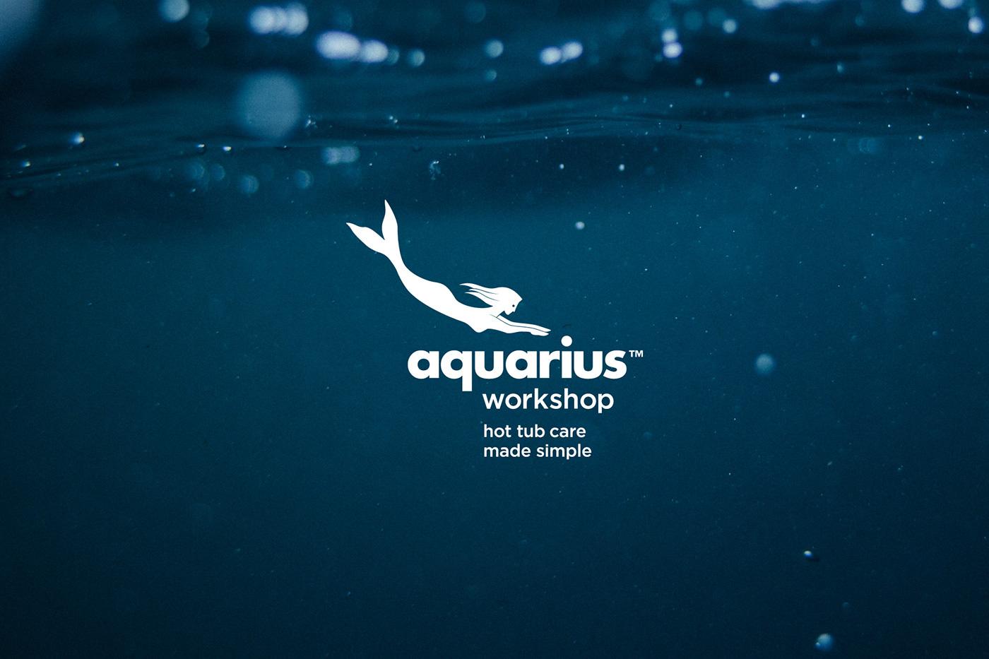 Aquarius Workshop on Behance