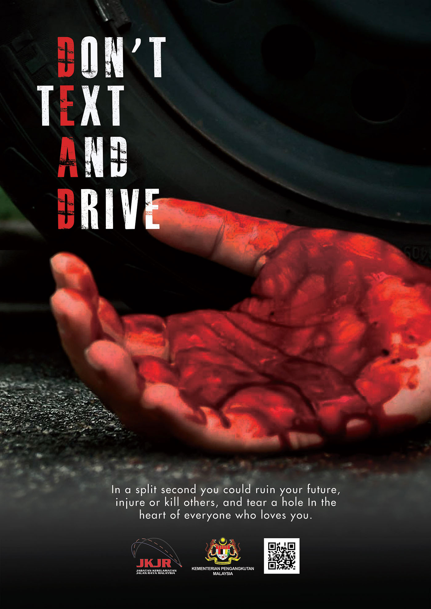 texting and driving psa