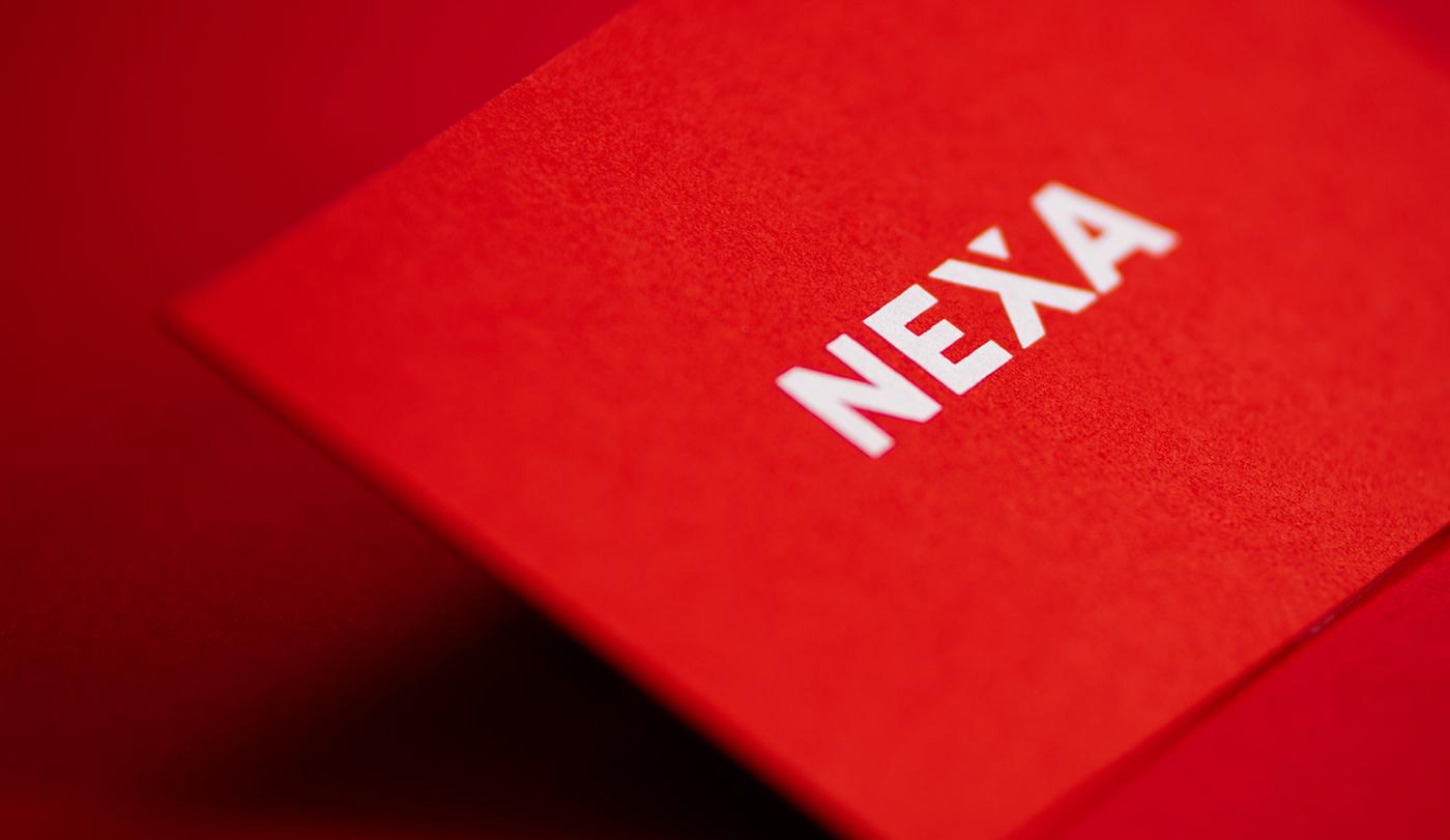 idenity robots prints Web Design  motion nexa