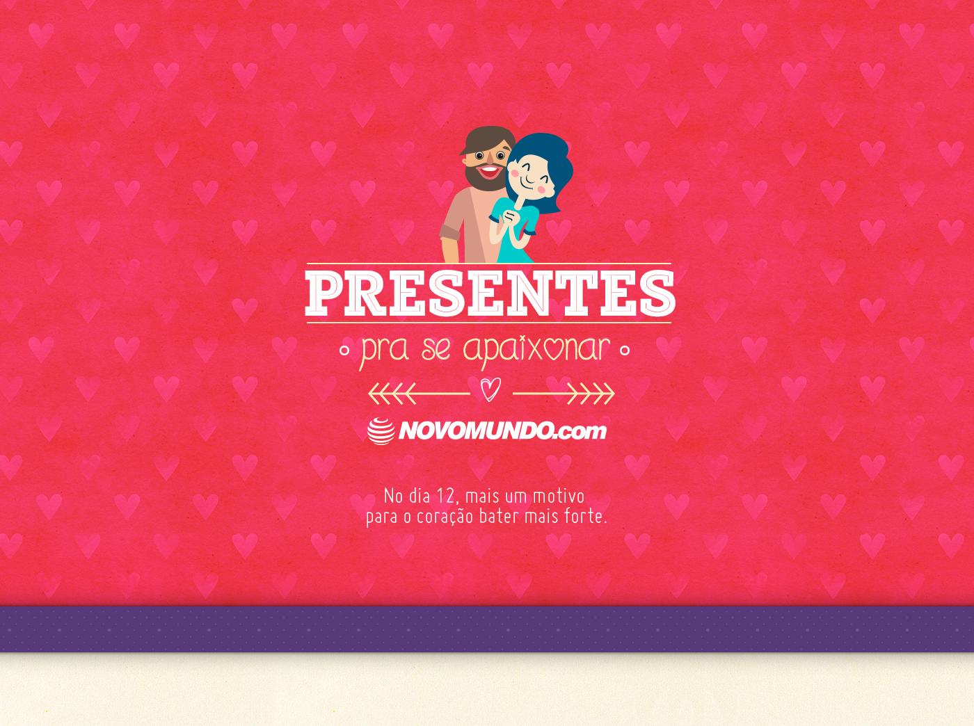 namorados Novomundo Valentine`sDay