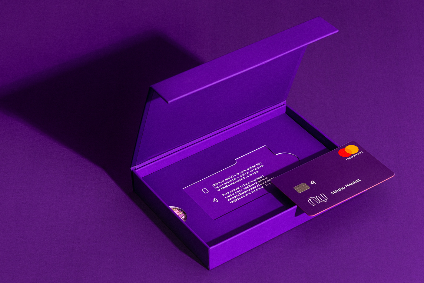Nubank Welcome Kit