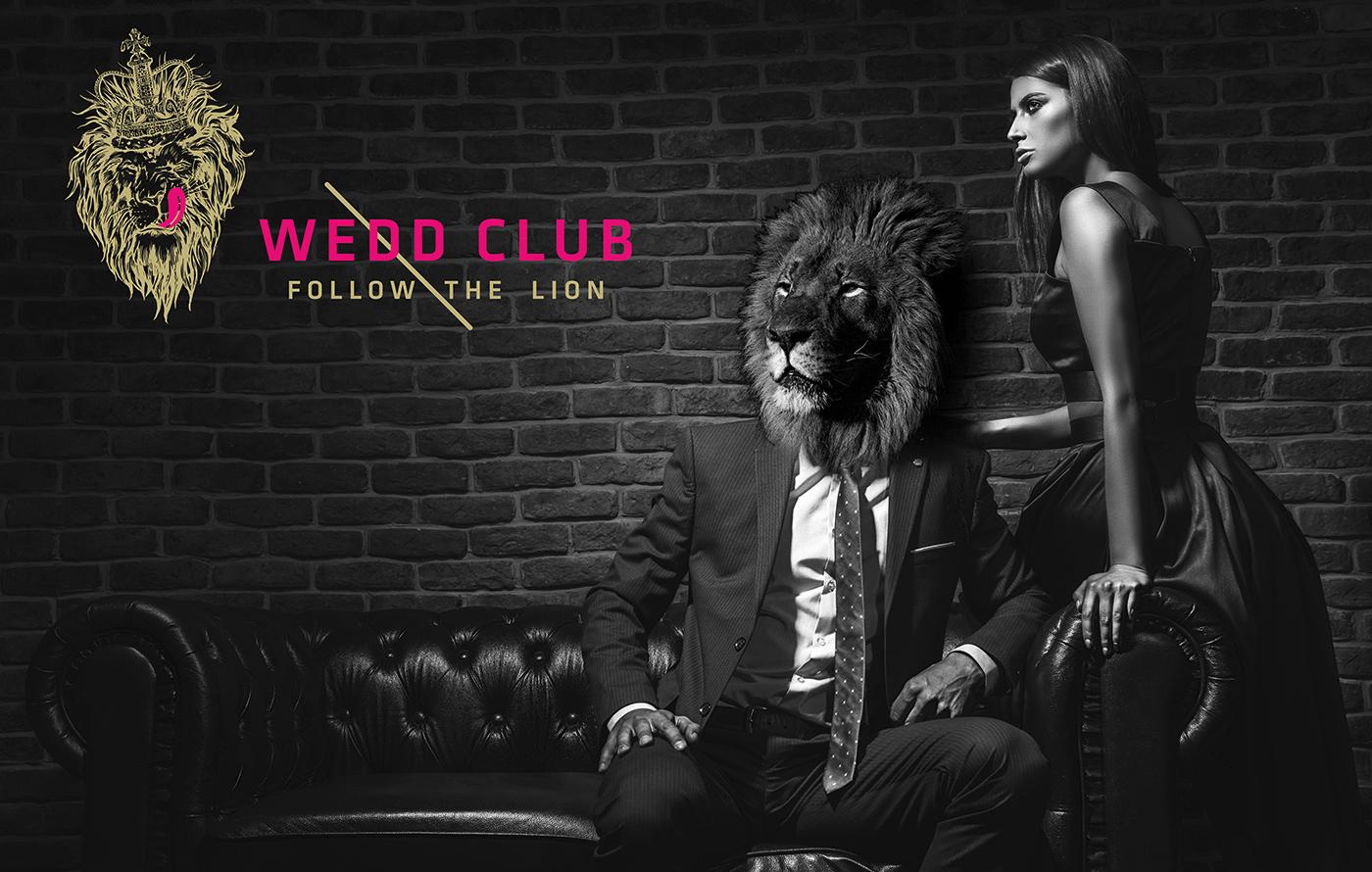 social media,facebook,instagram,Corporate Design,logo,lion,party,festival,weeding