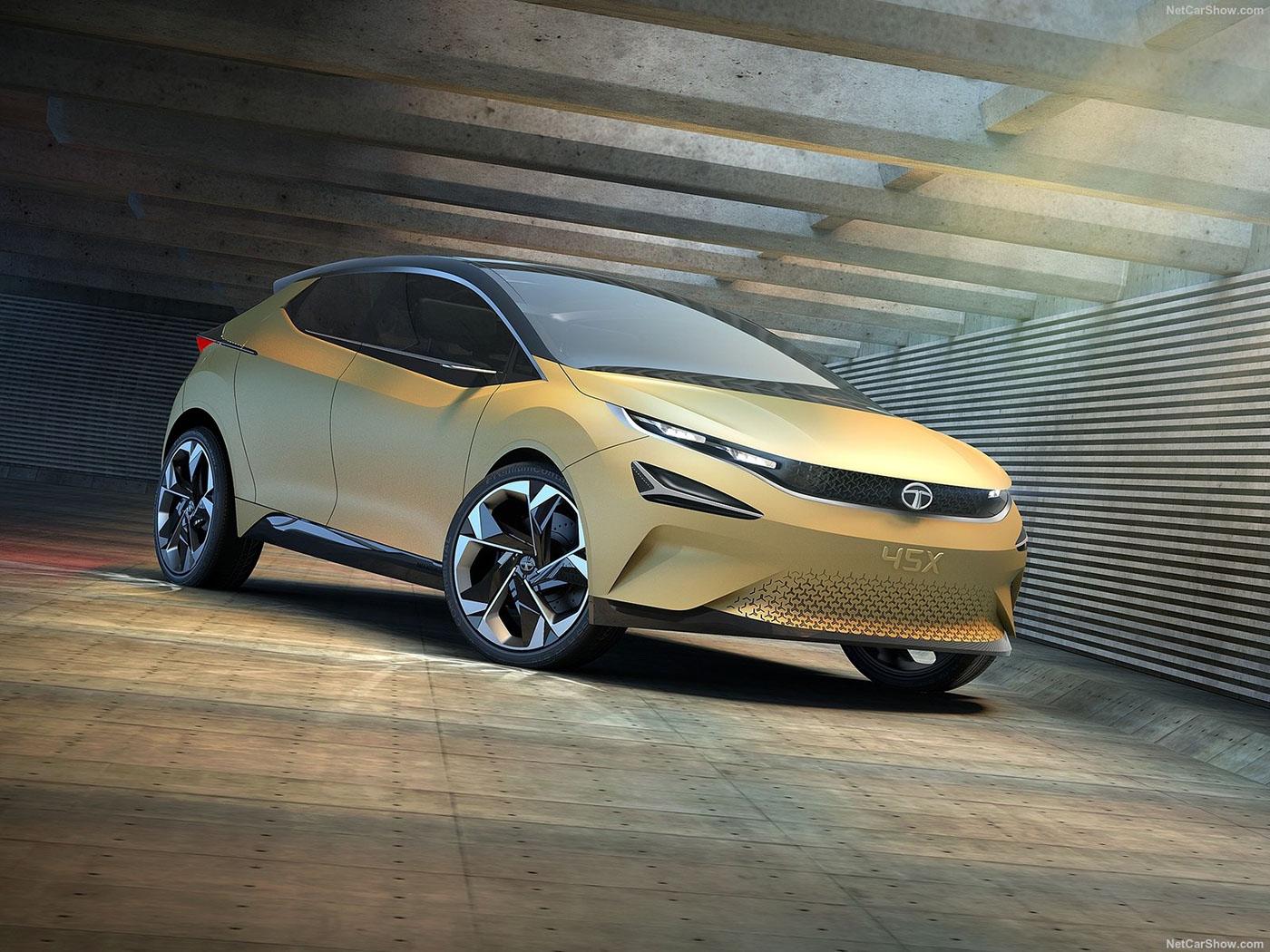45X Automotive design AUTOMOTIVE MODELING Alias tata motors Autodesk dynamo concept car