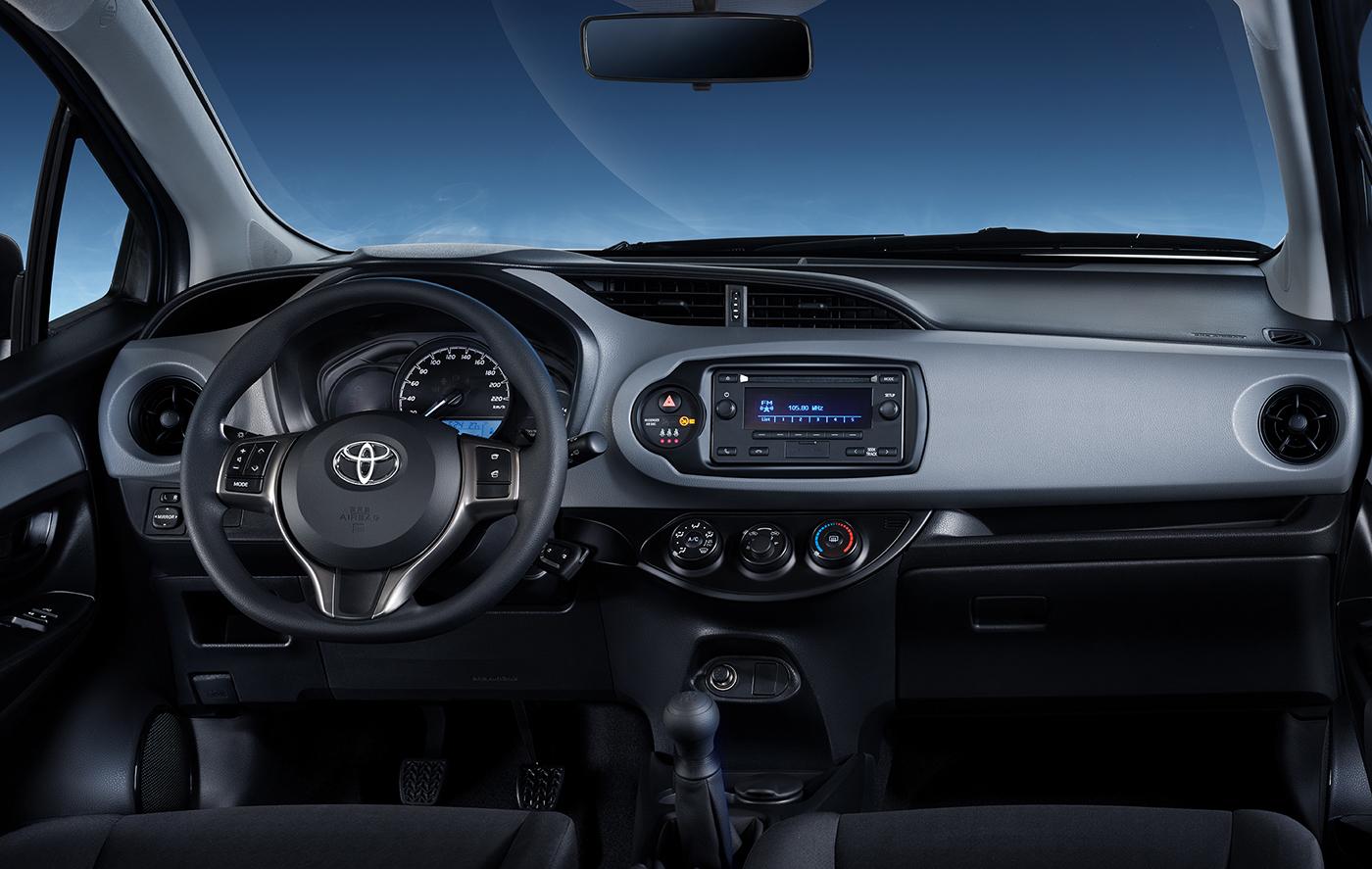 Toyota Yaris Hb On Behance