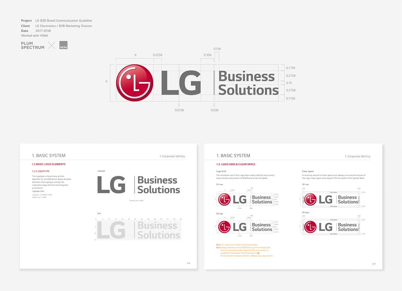 Guideline Design LG Electronics