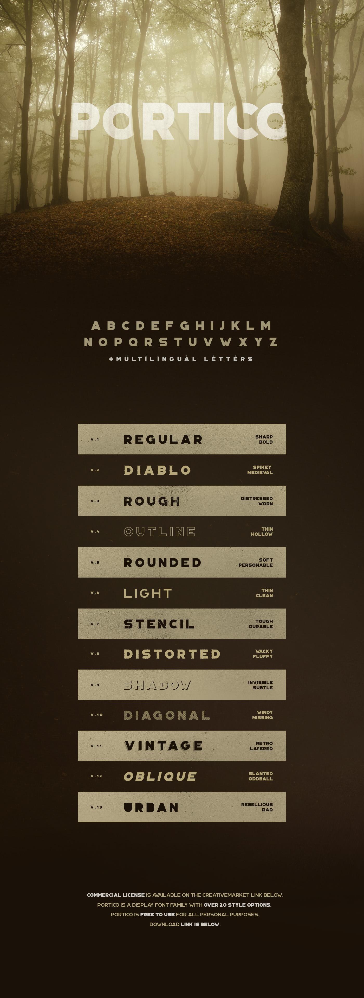 free font Typeface Free font Display sans serif grunge commercial type free typeface bold Urban big apparel poster