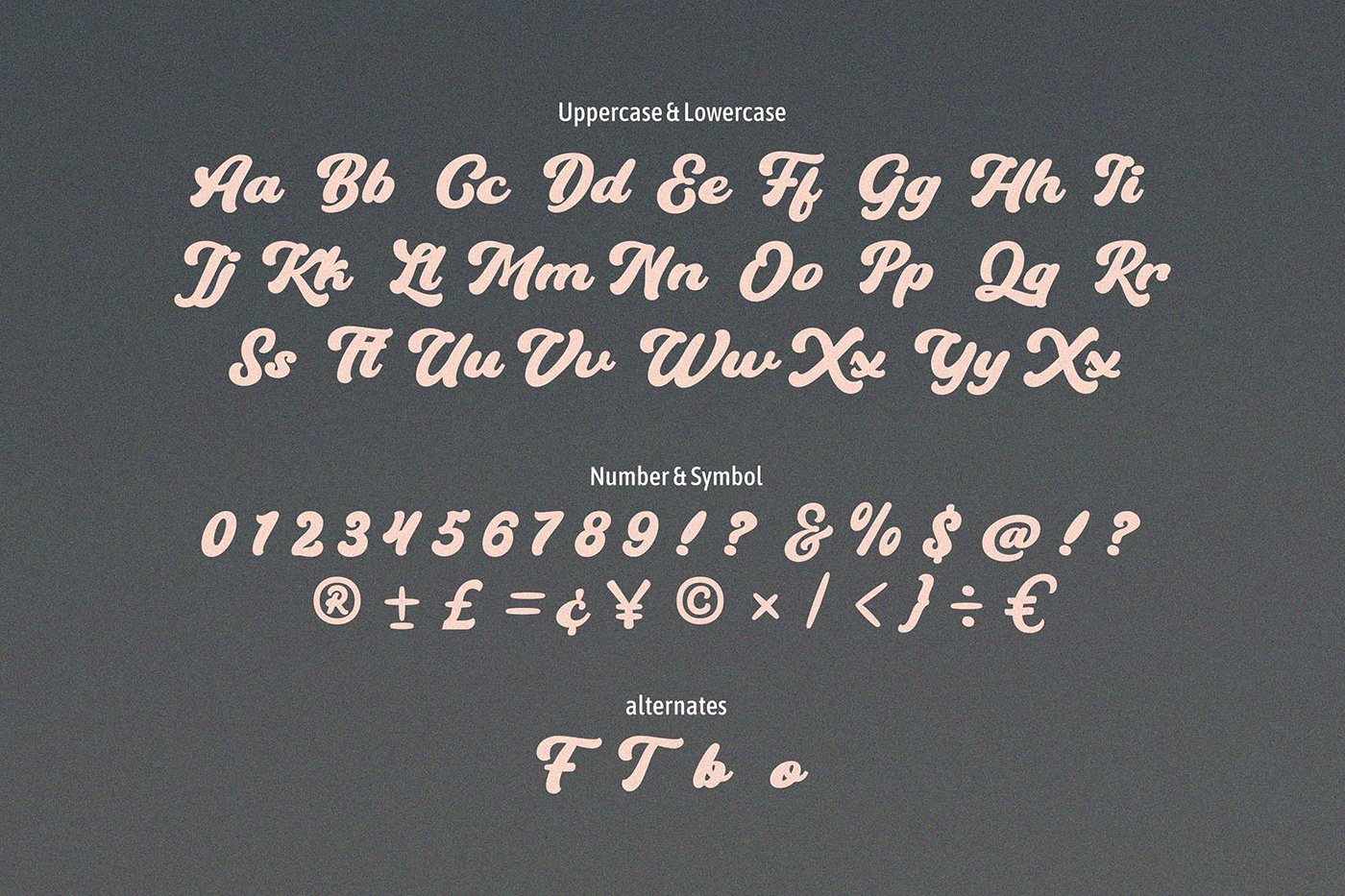 download font fre free download Free font hundrea otf Script Typeface