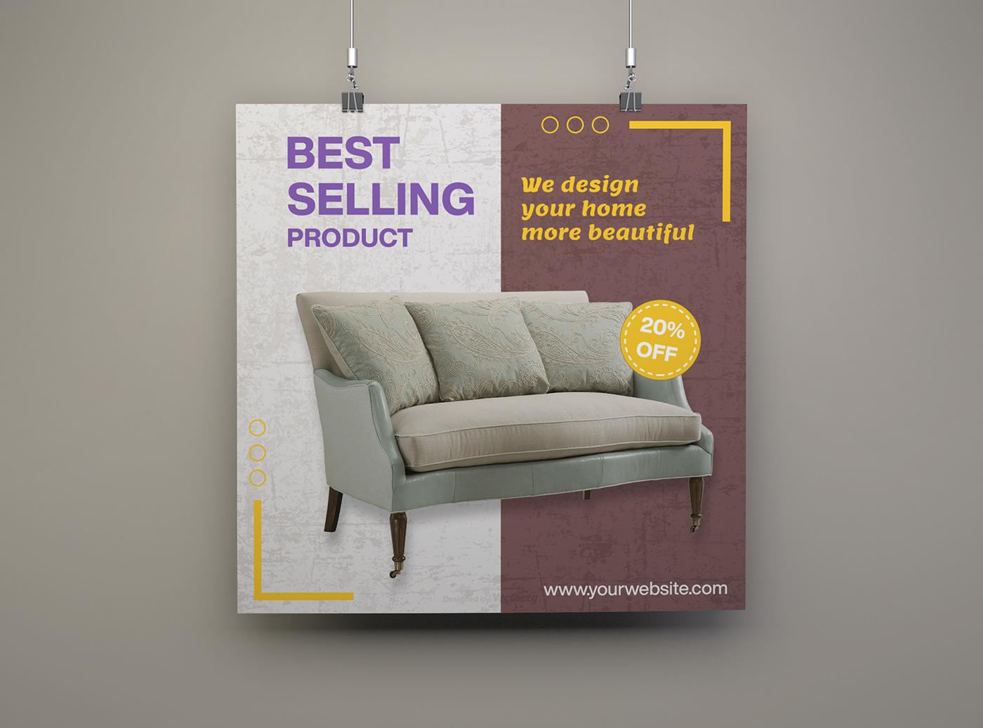 Hình ảnh có thể chứa: ghế dài, giường sofa và tường