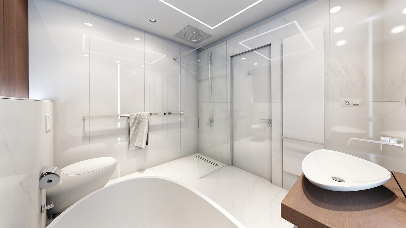 bath bathroom design Bath design interior design  white design Marble Design