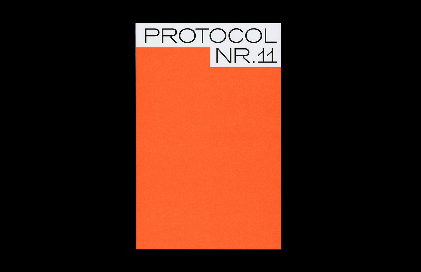 Cover of Protocol Nr.11