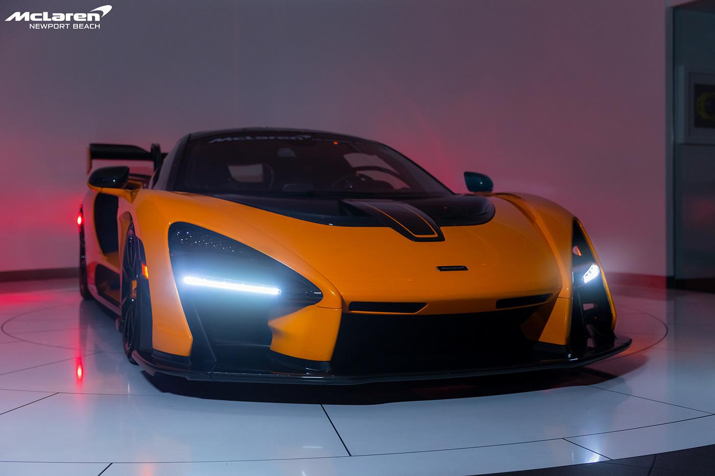 McLaren Newport Beach On Behance