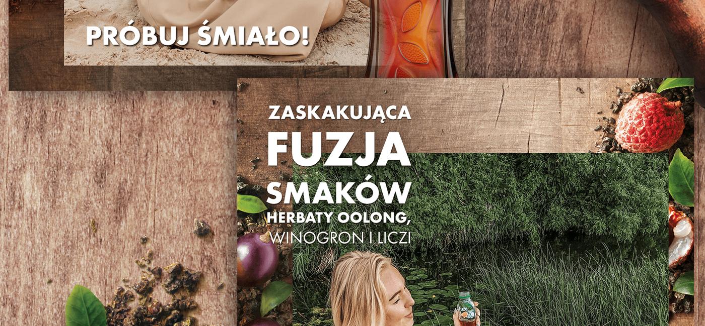 Fuzetea cocacola tea animations Socialmedia facebook motion