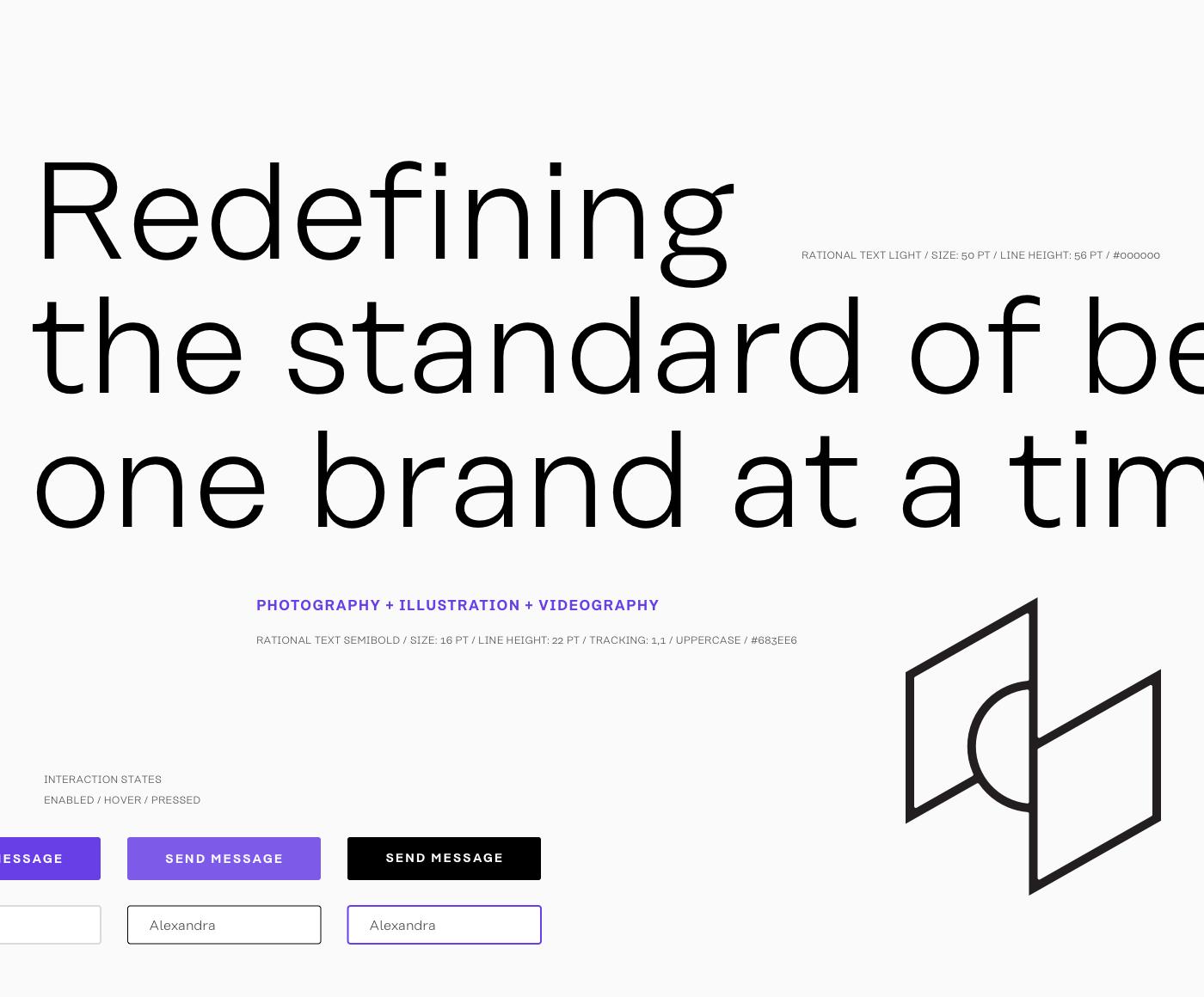CG ILLUSTRATION  loop animation  Webdesign branding  beauty Corporate Identity lab