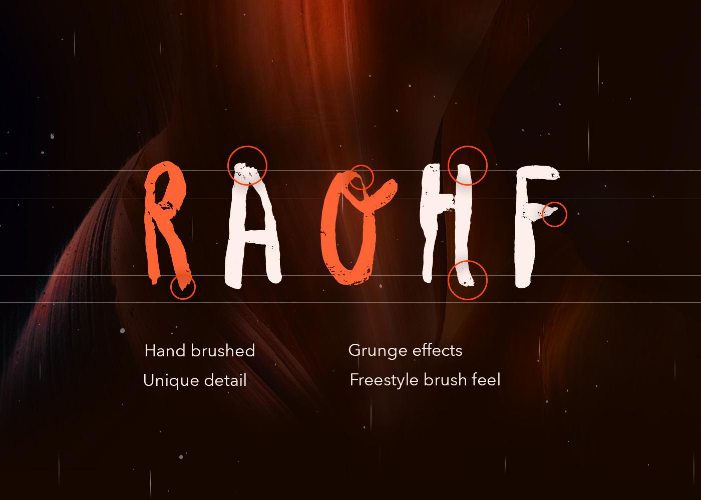 Brush font brush Free font free handwritten Typeface type font wildones krisjanis mezulis