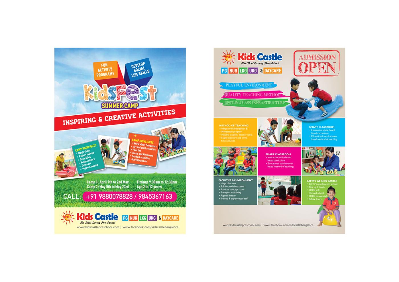flyer leaflet Mockup