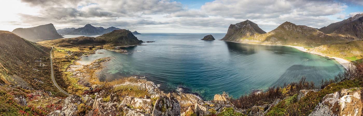 Norwegen | Lofoten | Haukland Beach | HolgerOlivier Photography