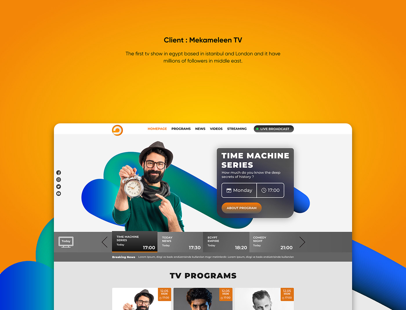 design,Experience,Interface,TV channel,UI,user experience,user interface,ux,Web,Web Design