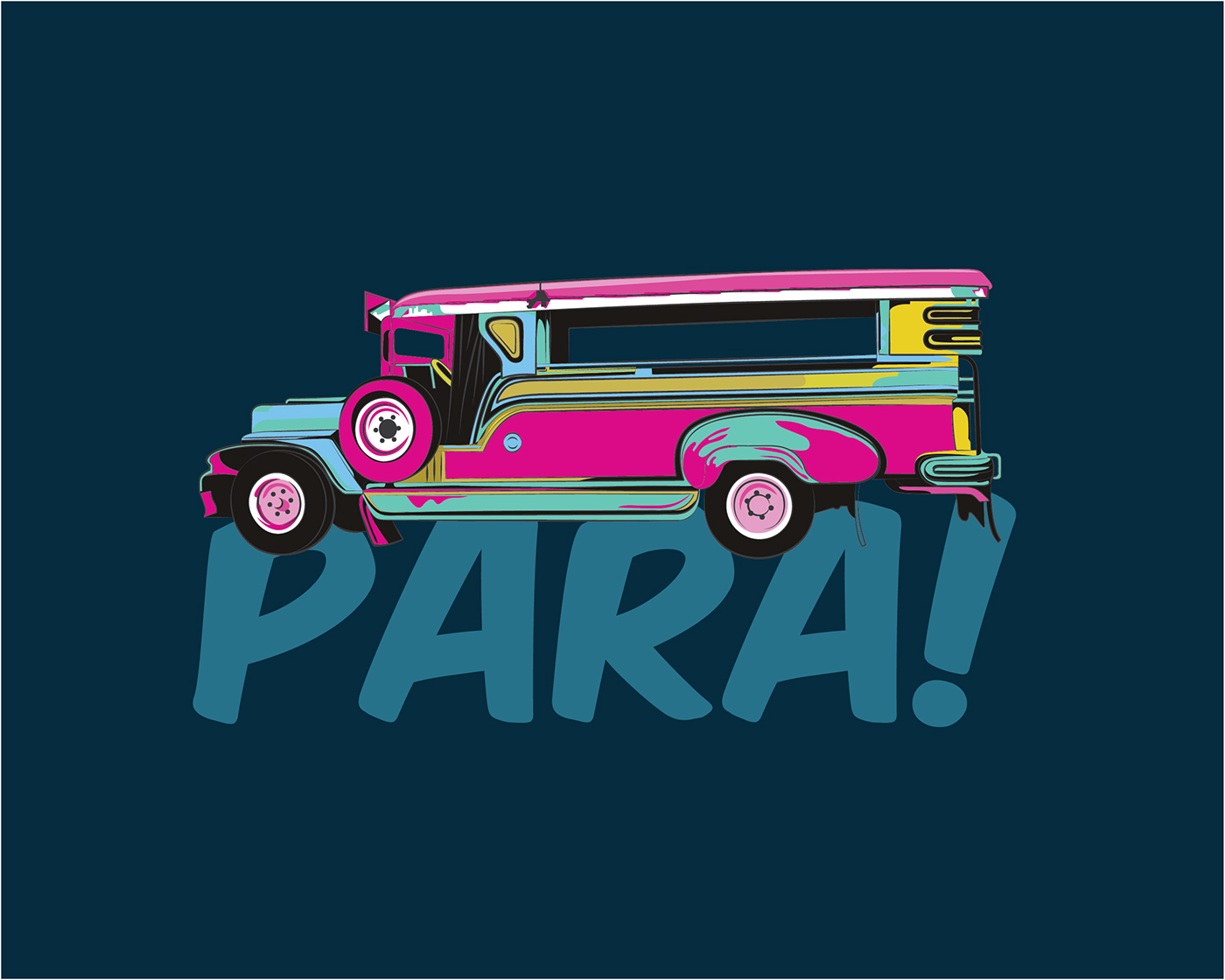 Philippines Jeepney on...