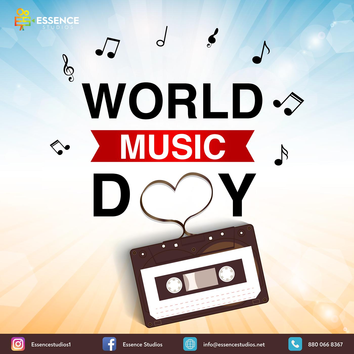 Happymusicday2020 Musicday2020