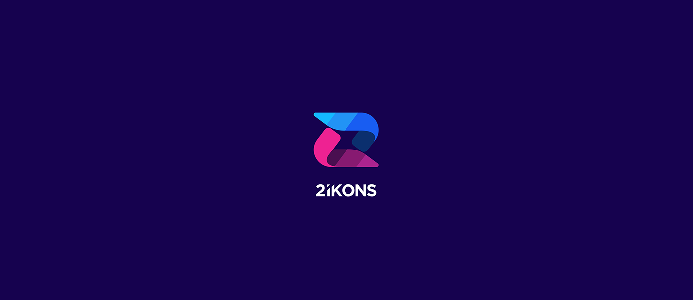 logos karim Fakhoury Pack Icon Montreal design geometric
