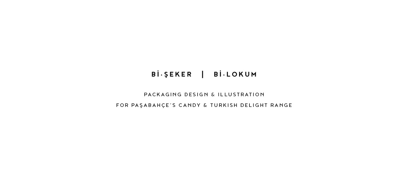 box Candy candy packaging ILLUSTRATION  minimal packaging packaging box packaging design turkish delight