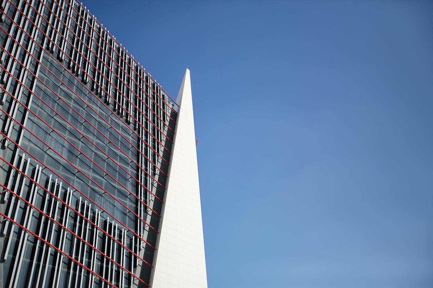Qatar doha modern architecture towers buildings