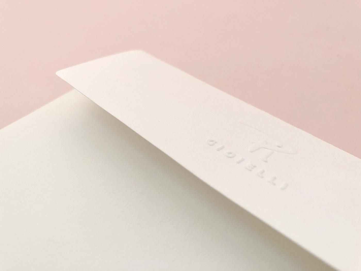 jewels branding  logo brand identity Packaging Shopper business card print envelope Pack