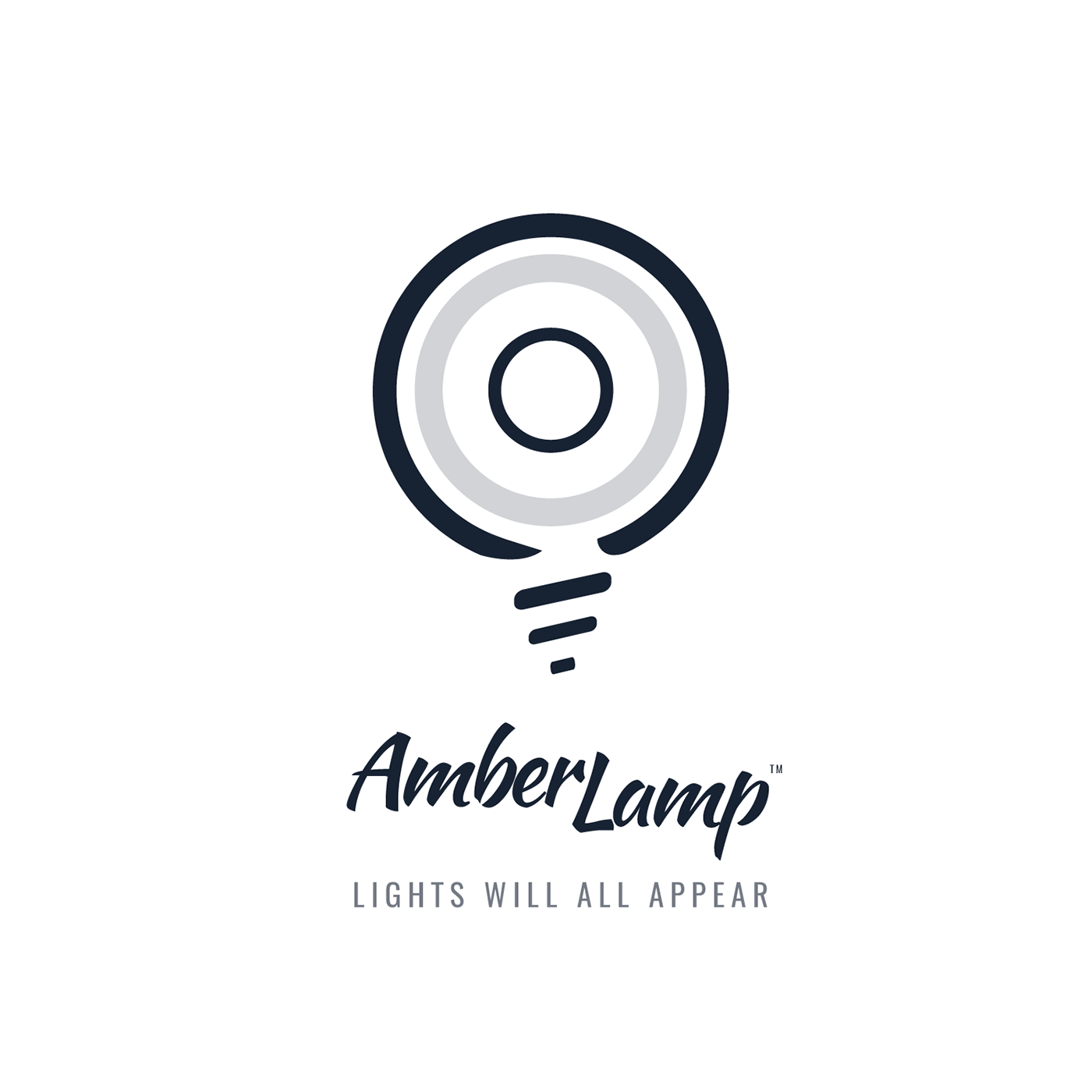 Amber Lamp Logo And Some Brand Marks On Behance