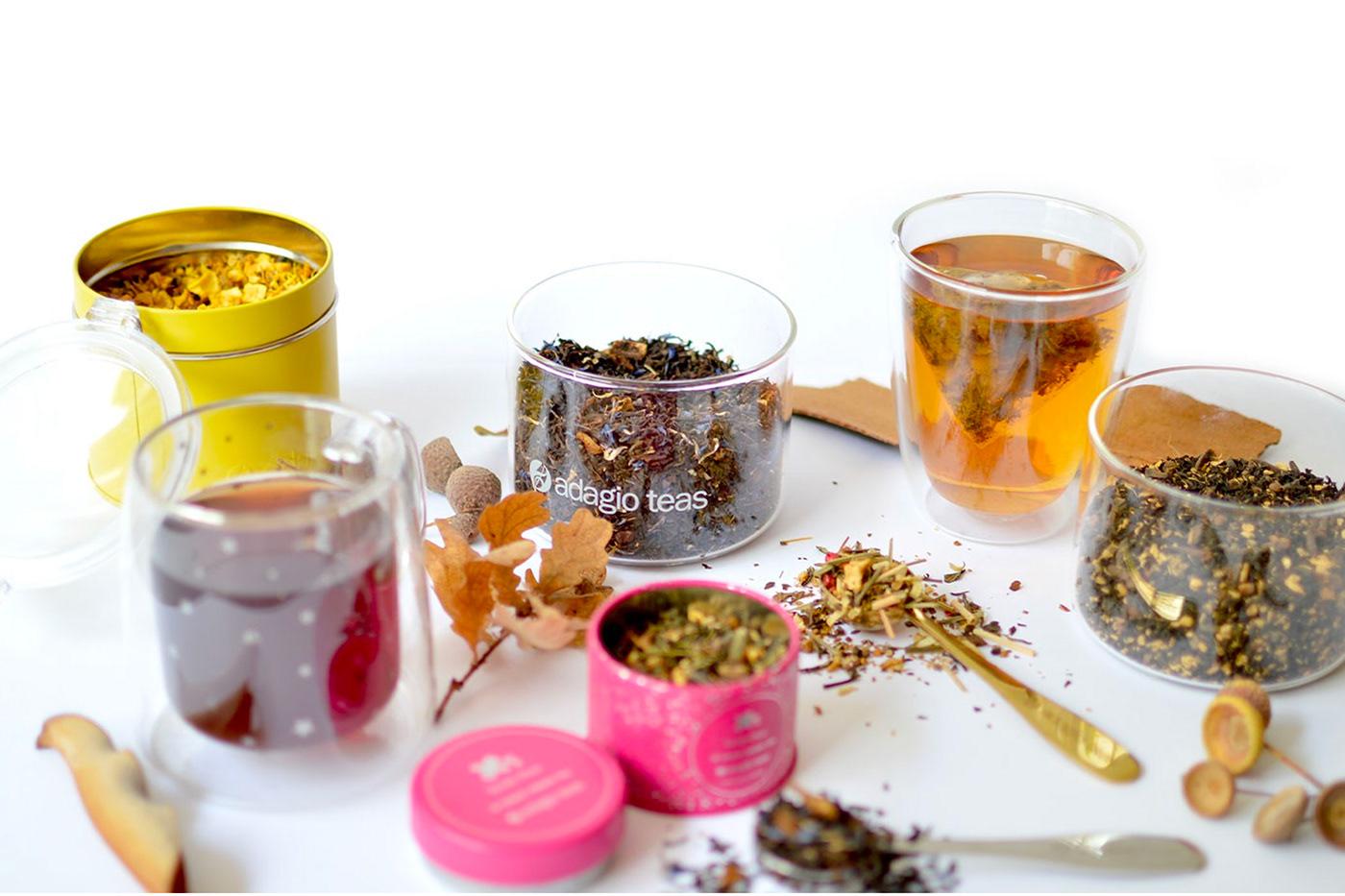 around discover drink Food  neighborhood Shopping taste tea teas usa
