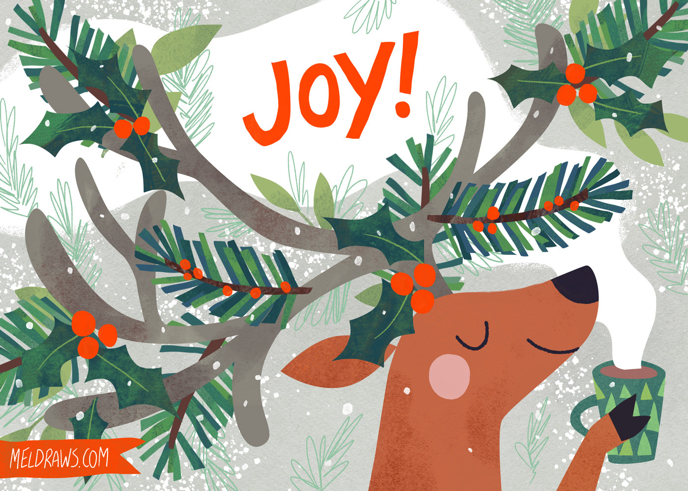 優質的27款聖誕卡片欣賞