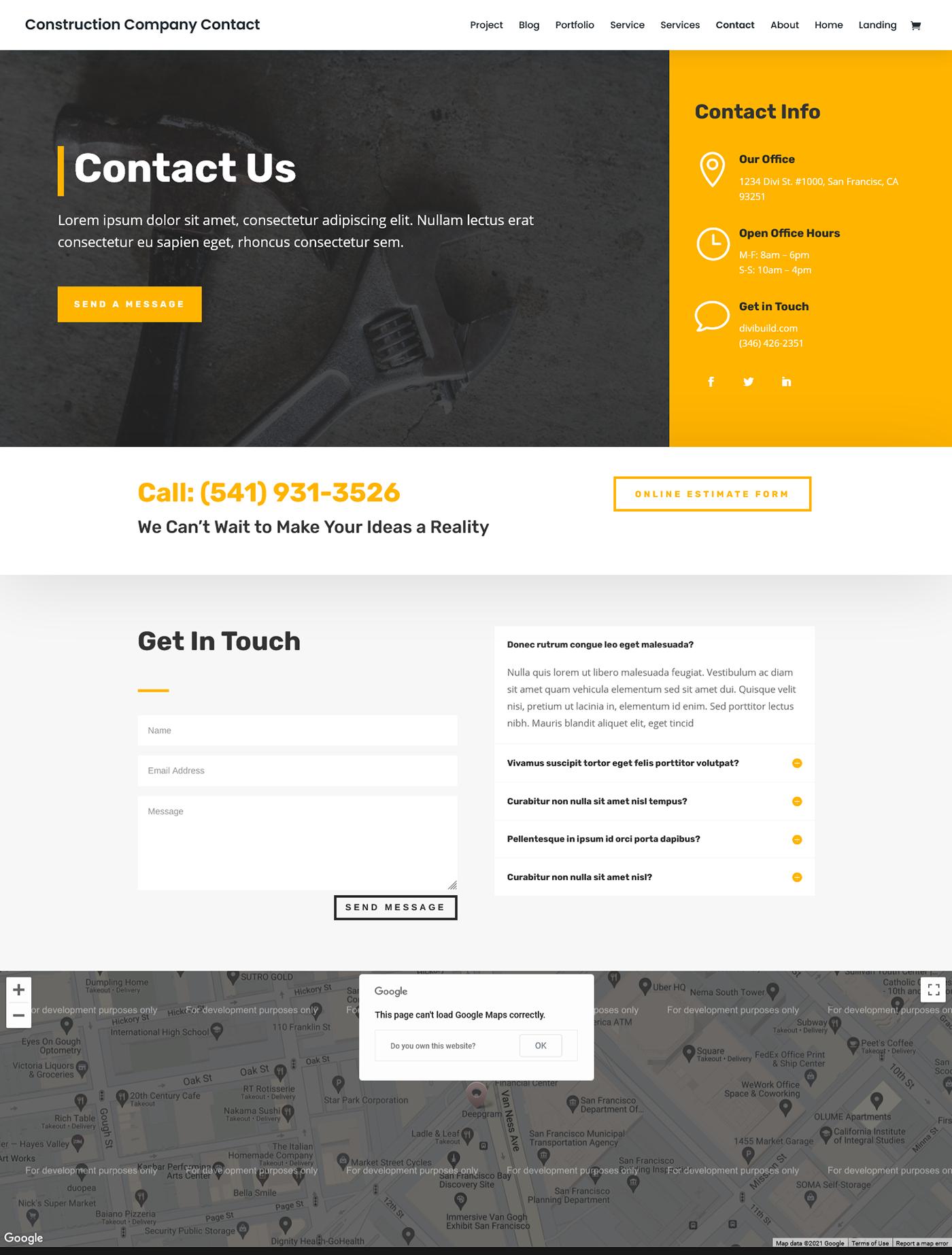 Business Website company website corporate website landing page design modern website modern website design Professional website web development  Website Design zaman ador