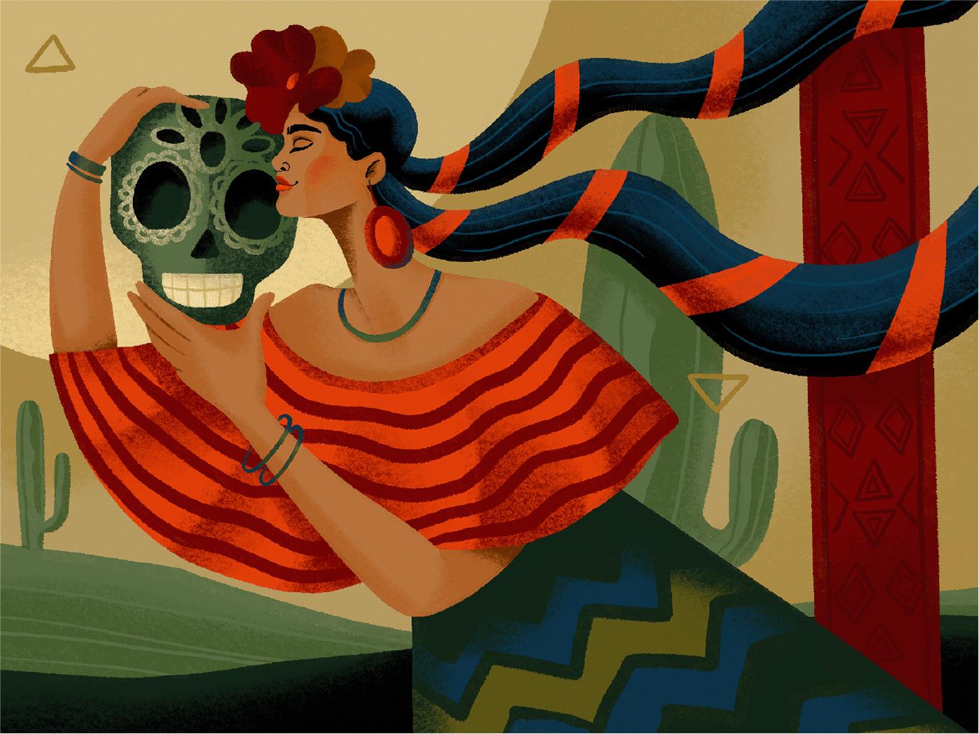 artwork costume countries digital illustration Diversity Ethnic nationality people women world