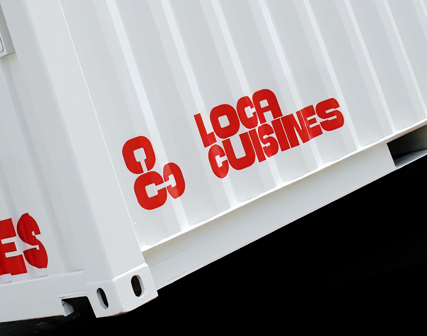 container Event kitchen modular Outdoor industry manufacturing mobile spaces modular complexes toulouse