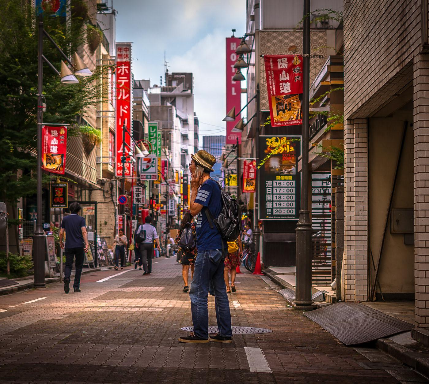 ginza kyoto Narapark osaka Shinjuku tokyo