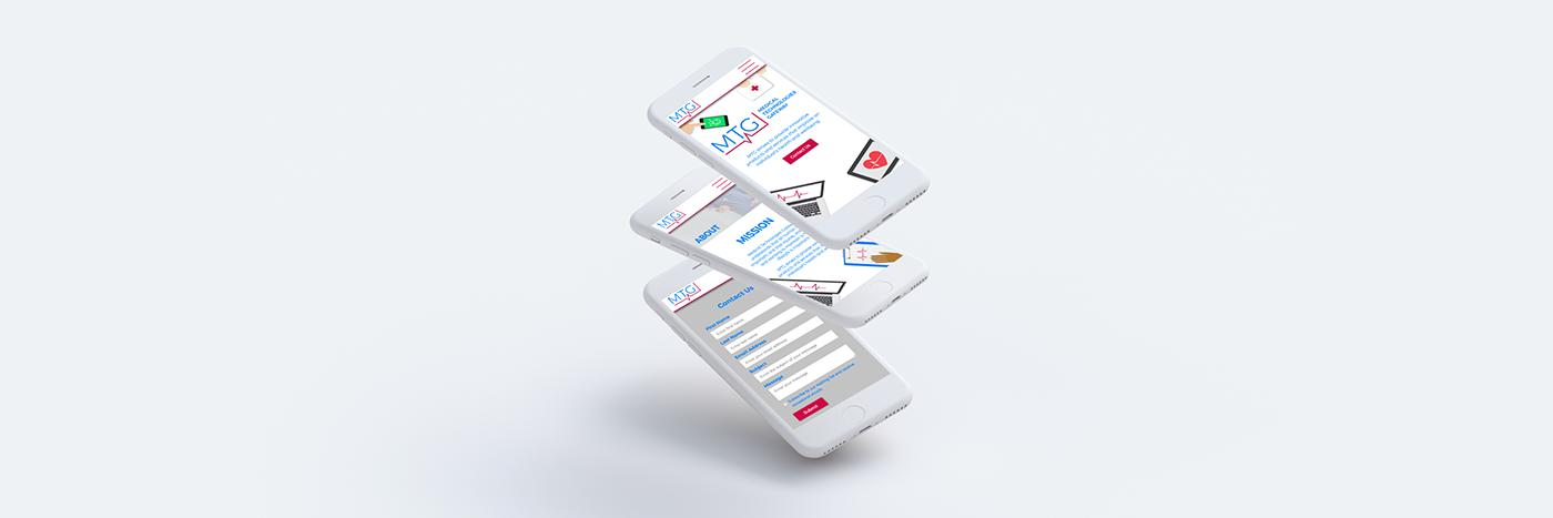 graphic design  Web Design  branding  logo mockups Website design iphone UX design ui design