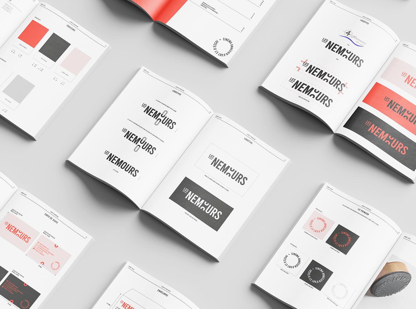 Branding Manual Les Nemours