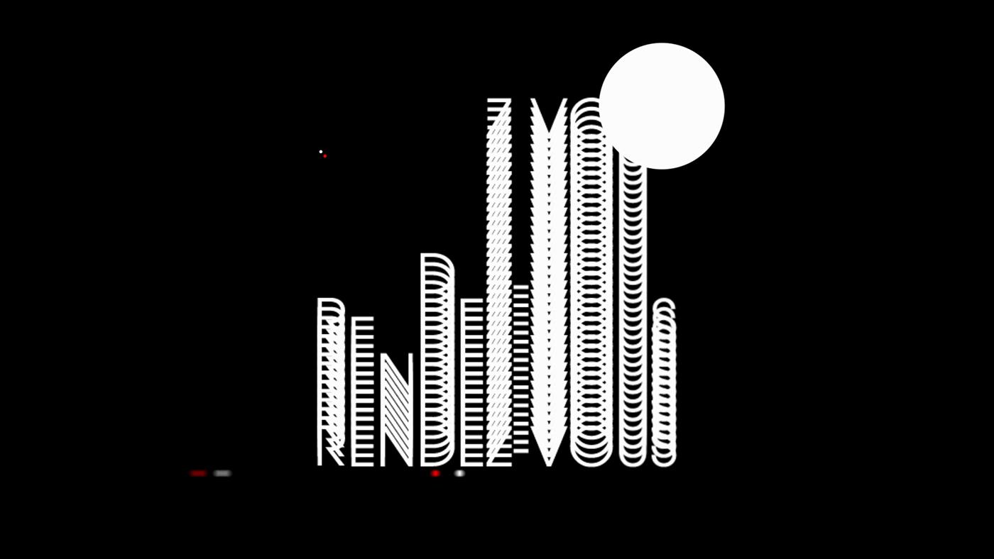 Miguel Ángel Hernández rendez-vous jean-michel jarre motion graphics
