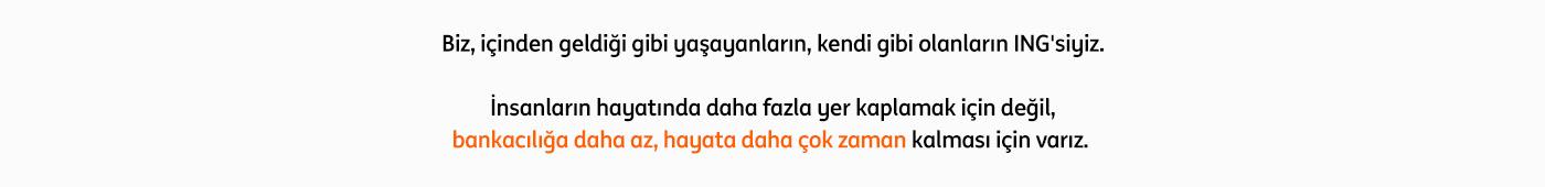 Bank Celebrity digital do your thing Ezgi Mola ING ING Türkiye tvc