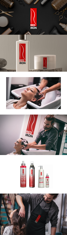branding  Cosmetic hair