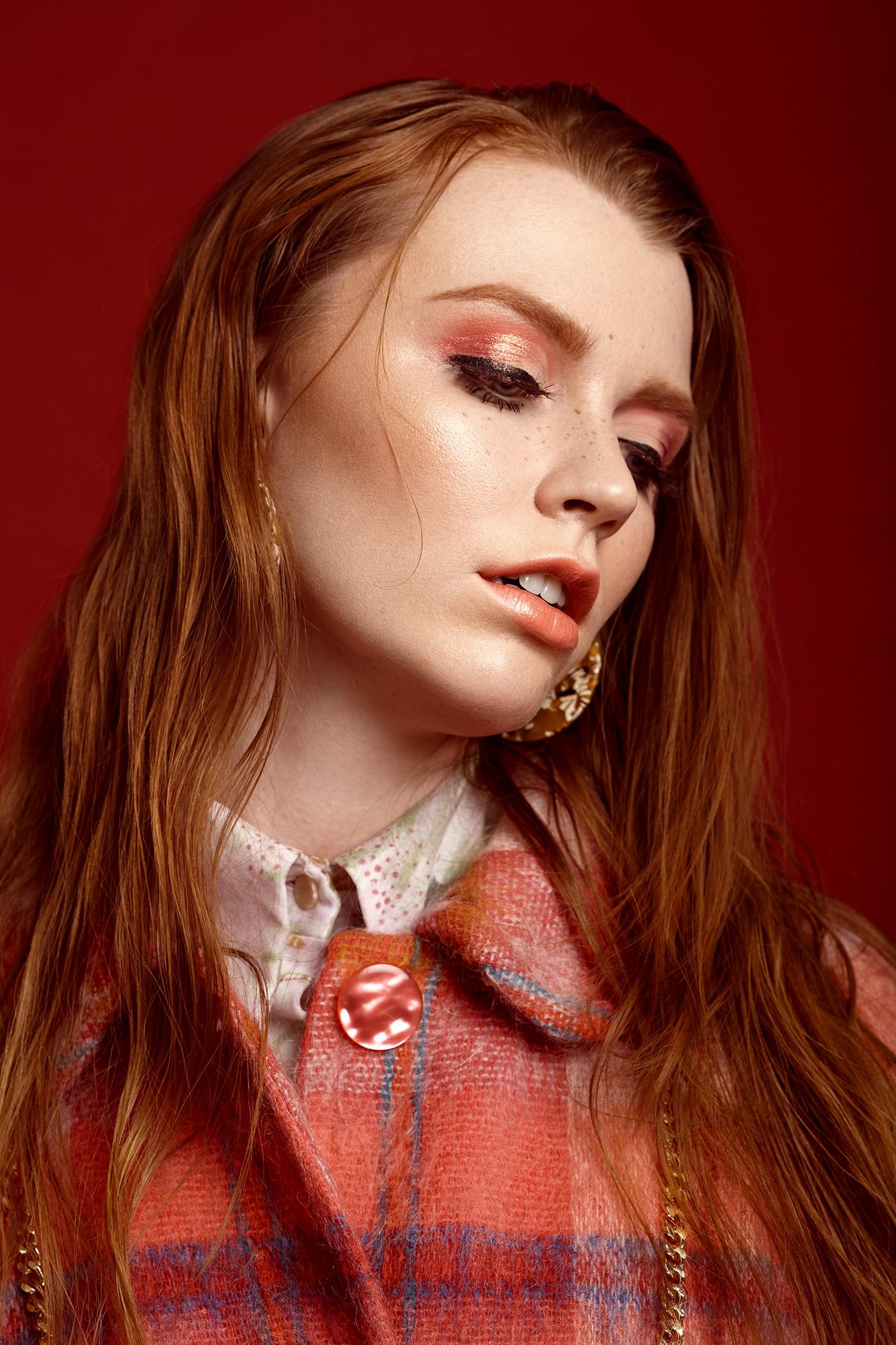 beauty creative Fashion  makeup