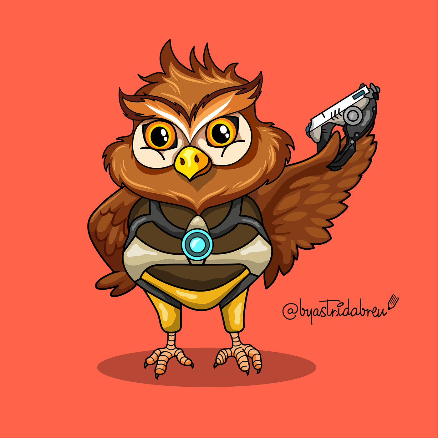 Tracer Owl