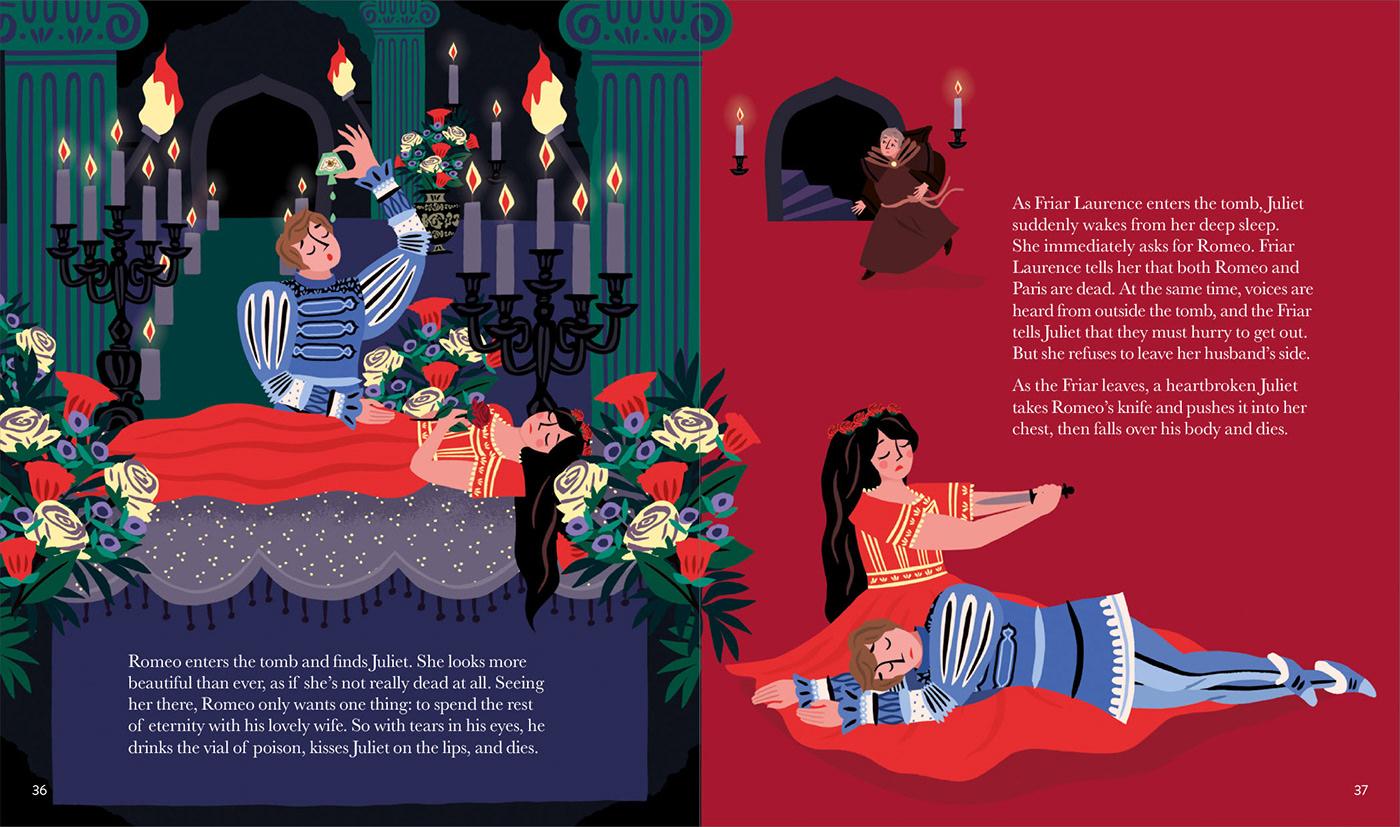 Picture book picturebook illustrated books book books children's book book art shakespeare Marijke Buurlage illustration books