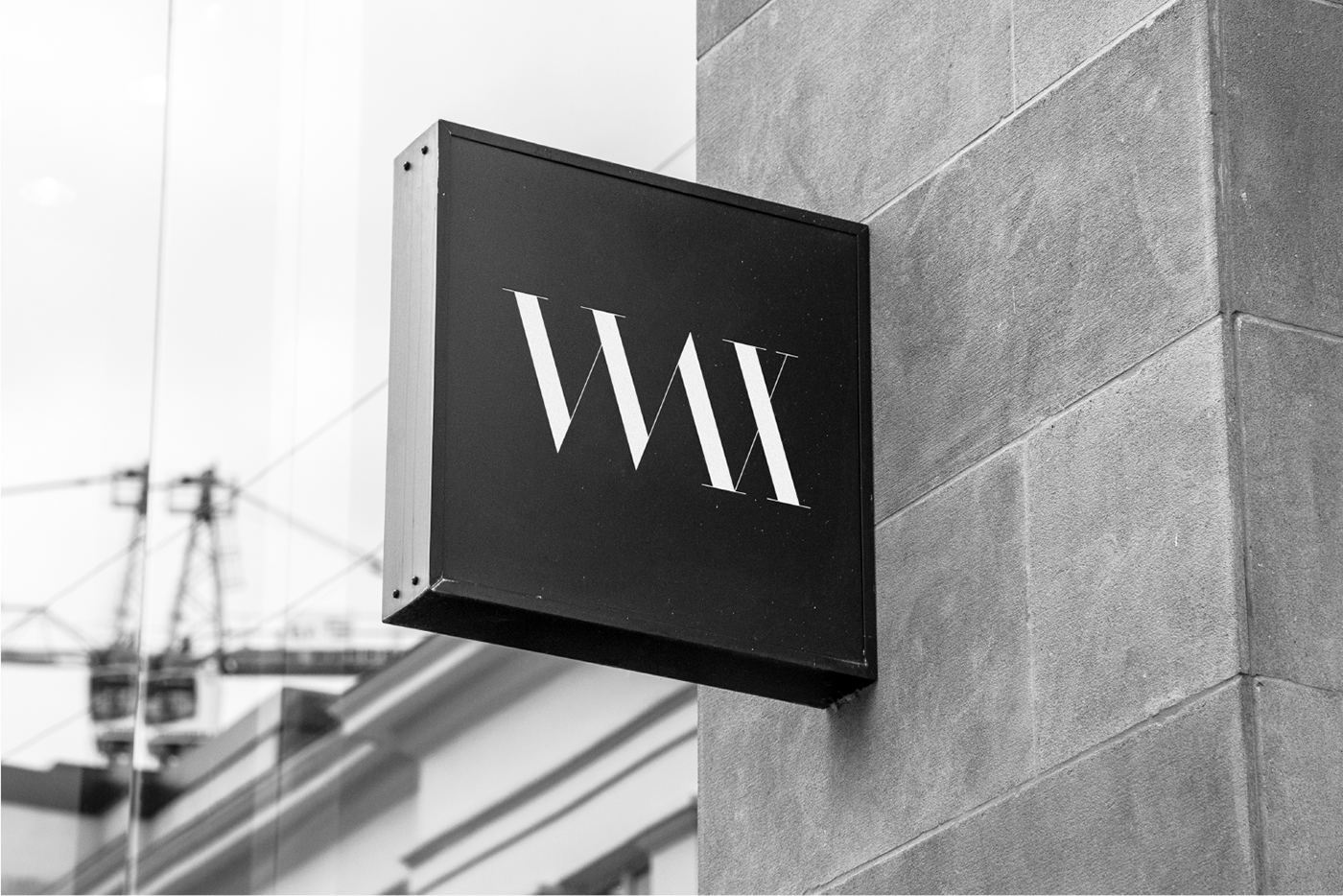 paul Stancel logo design designer identity wax