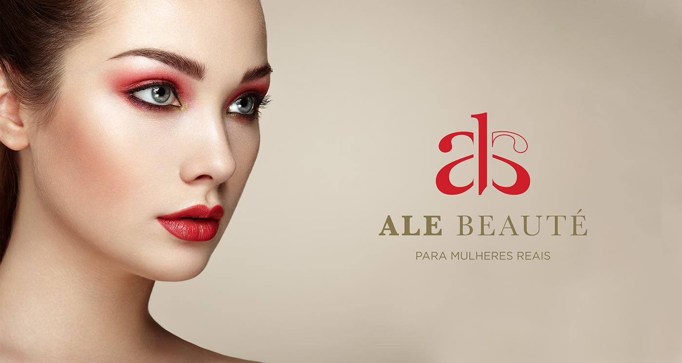 logo branding  beauty Logo Design graphic design  brand identity