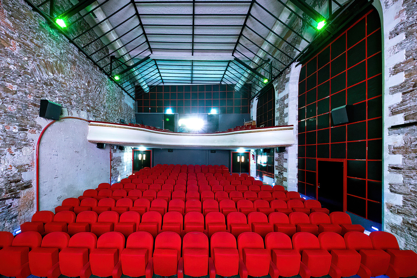 French movie theater