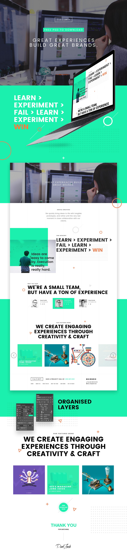 unity pixelzeesh Web uiux interactive dubai themeforest template