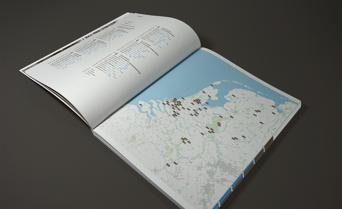 Image may contain: map, book and handwriting
