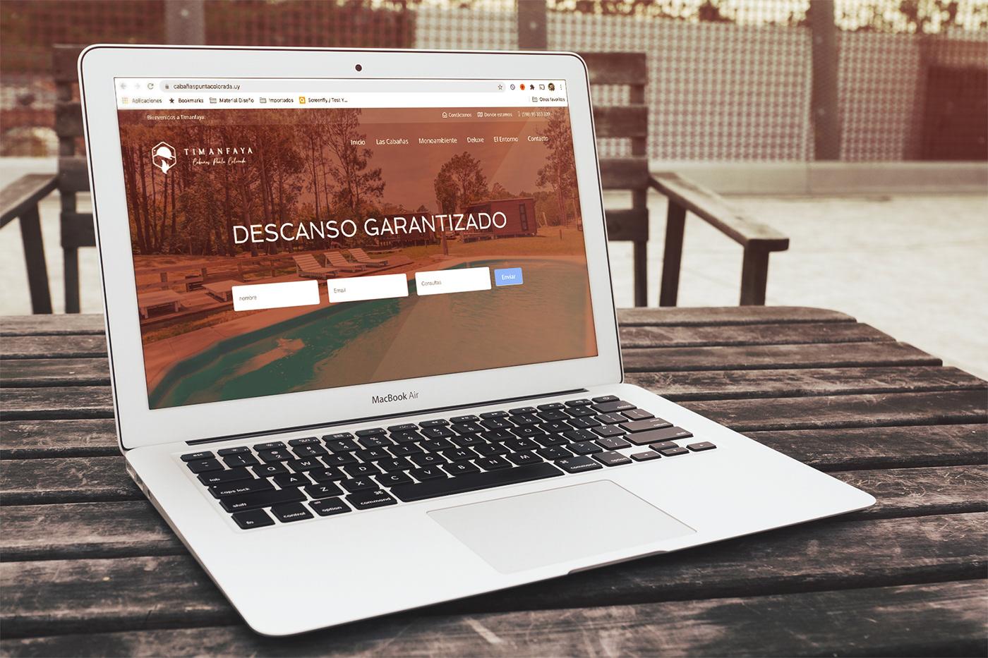 design tourism Webdesign wordpress